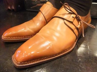 靴磨き 靴修理 シューシャイン ...